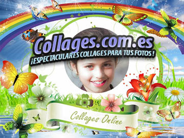 Collages con mariposas gratis crea bonitos collages con for Collage foto online gratis italiano