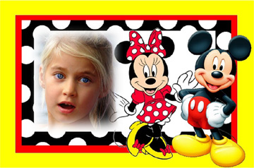 Collages gratis de Mickey Mouse