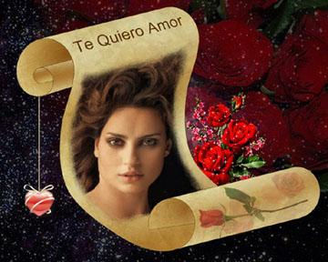 Plantillas Collage de Amor.