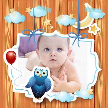 Collages para Bebés.